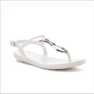 NIB Apt. 9 Women's 8.5 White Workload Sandals